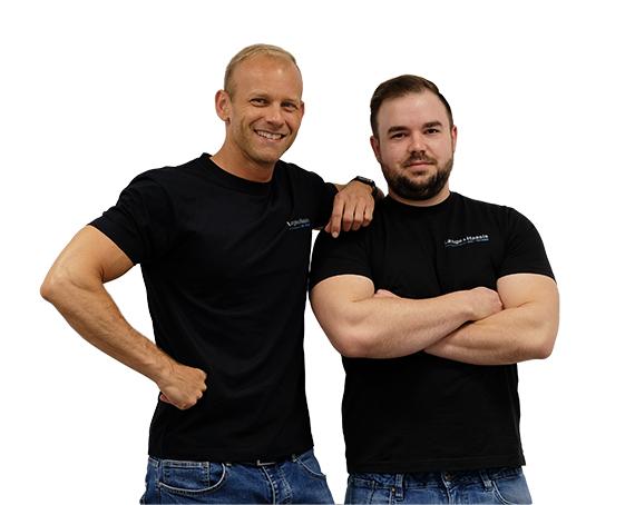 Jens Lange & Max Haasis